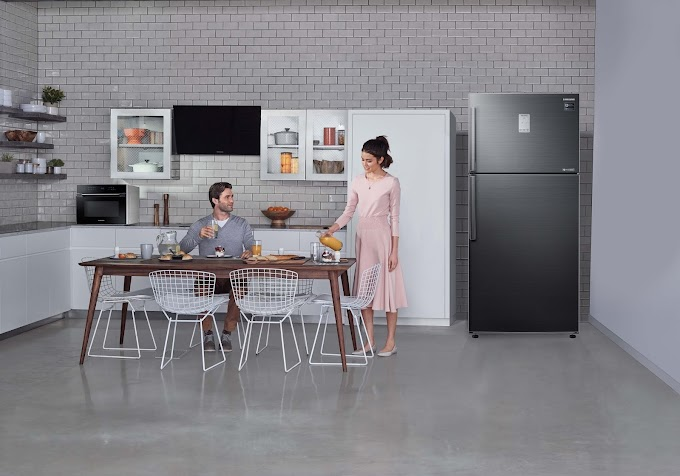 Why SAMSUNG Digital Appliances make perfect home partners for newlyweds