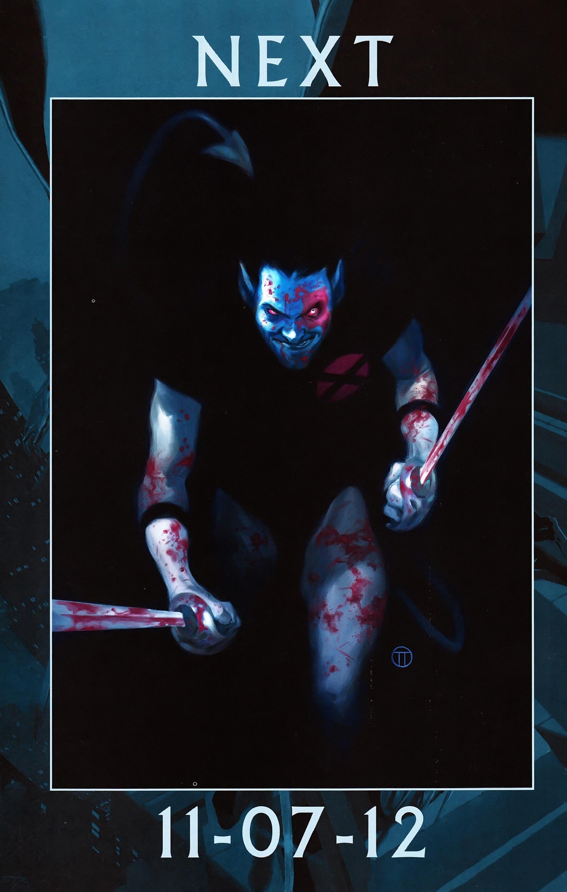 Uncanny X-Force (2010) #32 #34 - English 28