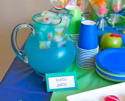 Themed Birthday Party On Bug Free Printable Tons Of Ideas And Activities