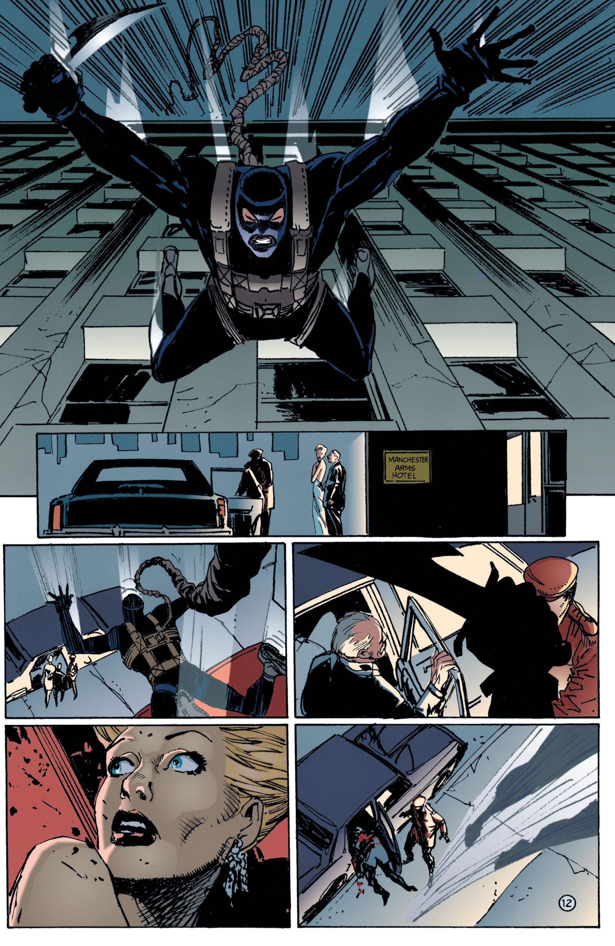 Detective Comics (1937) 708 Page 12
