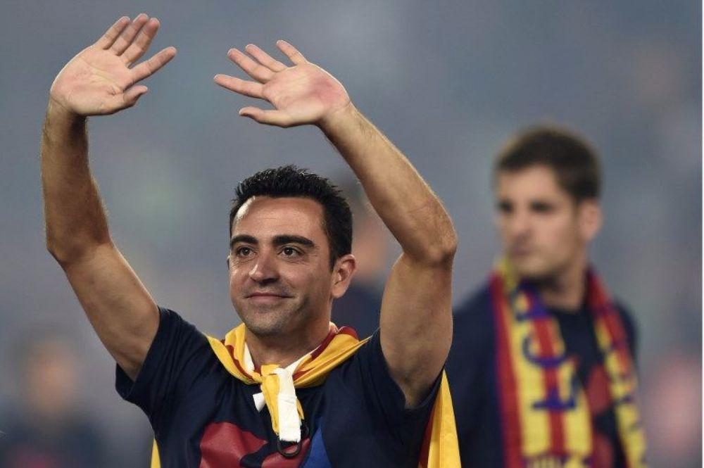 112 مليون يورو لم تشفع لبرشلونة في تعويض تشافي