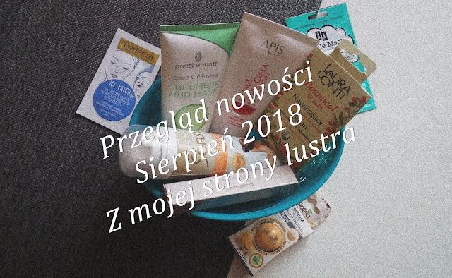 zakupy sierpień 2018