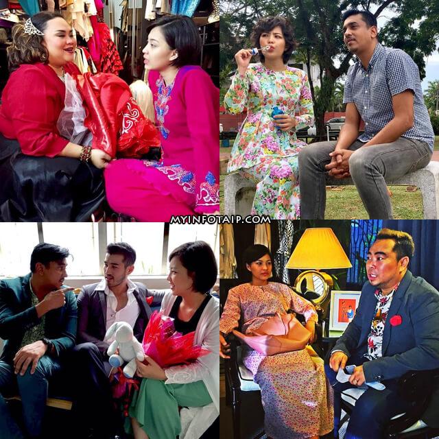 Pelakon Gadis Kampung Paling Popular