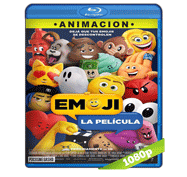 Emoji: La pelicula (2017) Full HD BRRip Audio Dual Latino/Ingles 5.1