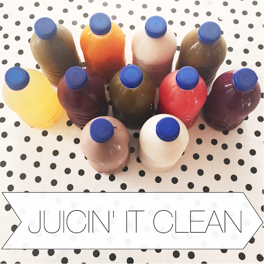 All About that Juice Cleanse + Weight Loss Thoughts