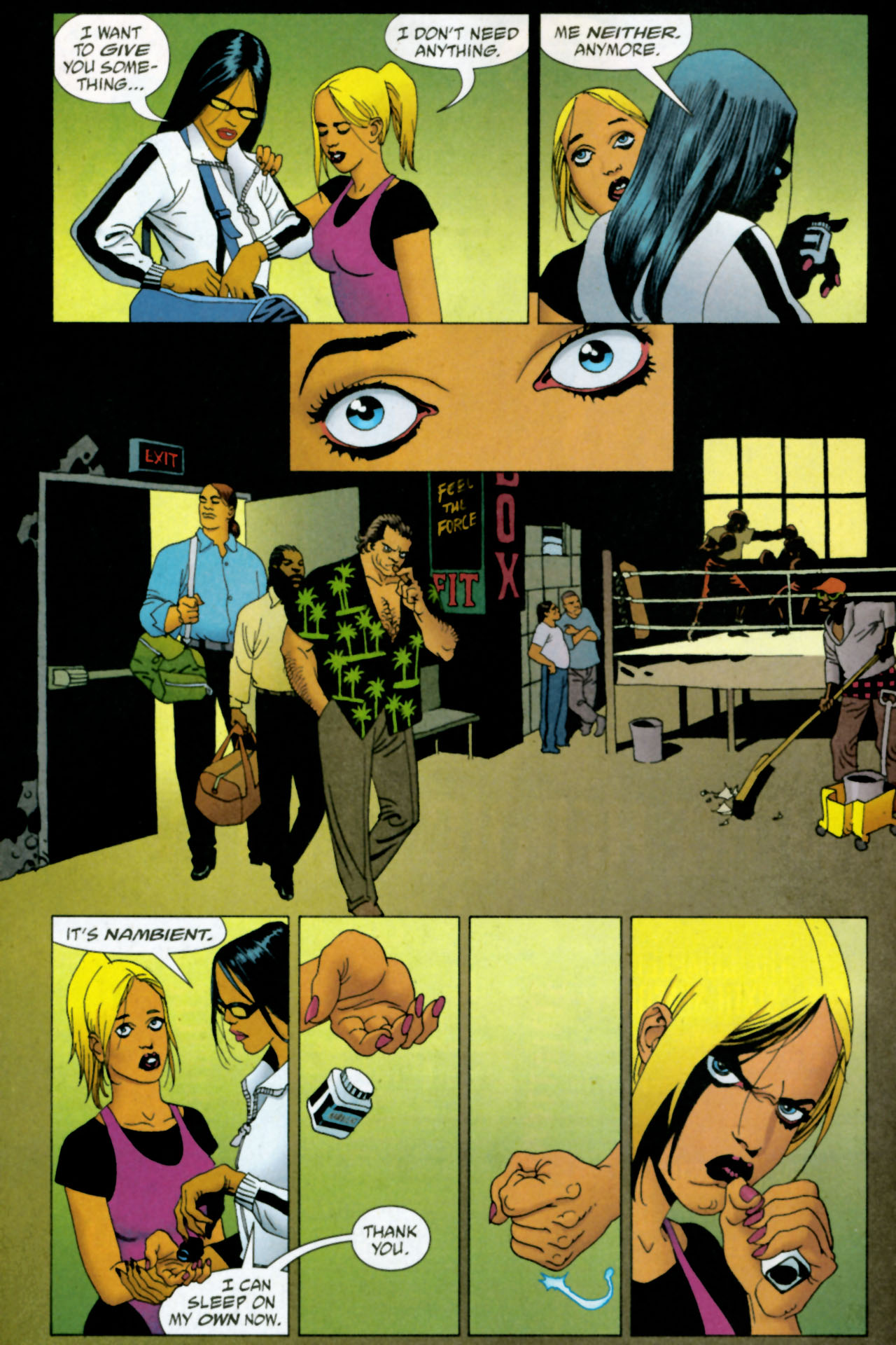 Read online 100 Bullets comic -  Issue #85 - 7
