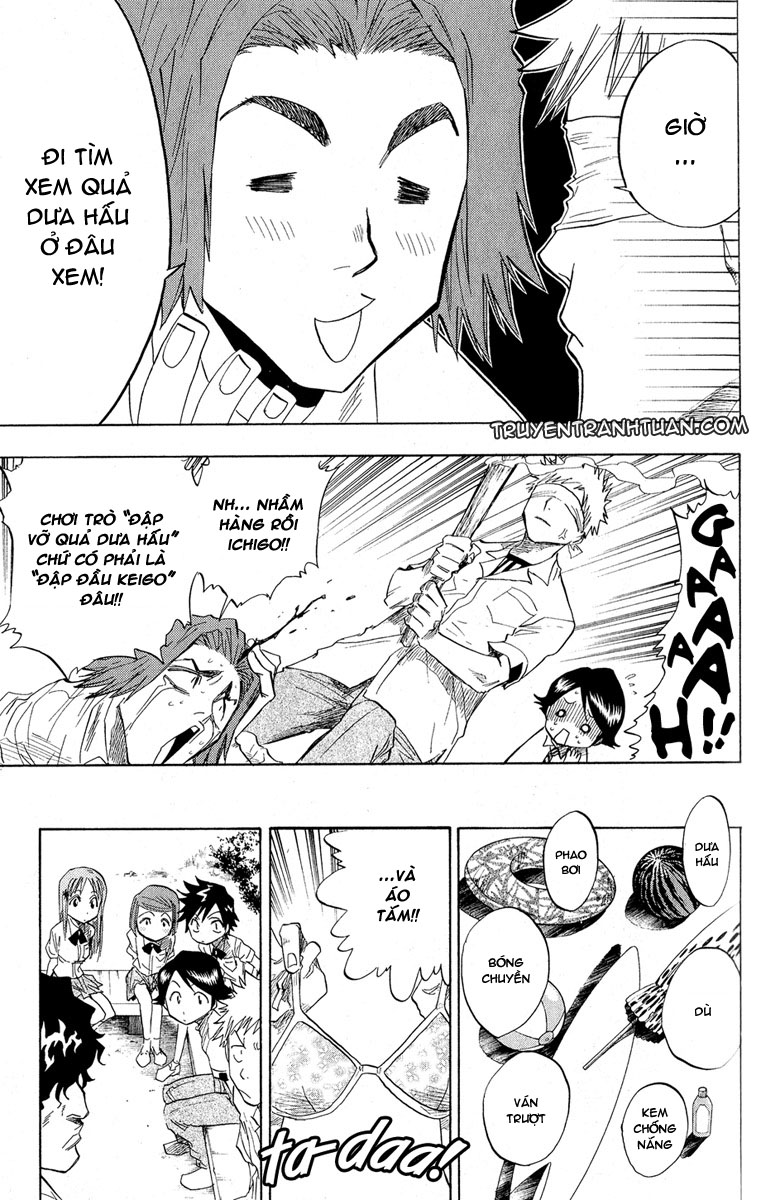 Bleach chapter 58 trang 8