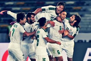 موعد مباراة العراق واليمن ضمن كأس آسيا 2019 والقنوات الناقلة