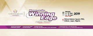 Download Funke Felix Adejumo to host Winning Edge Conference 2019 5 mp3 mp4 GurusFiles.Com.Ng