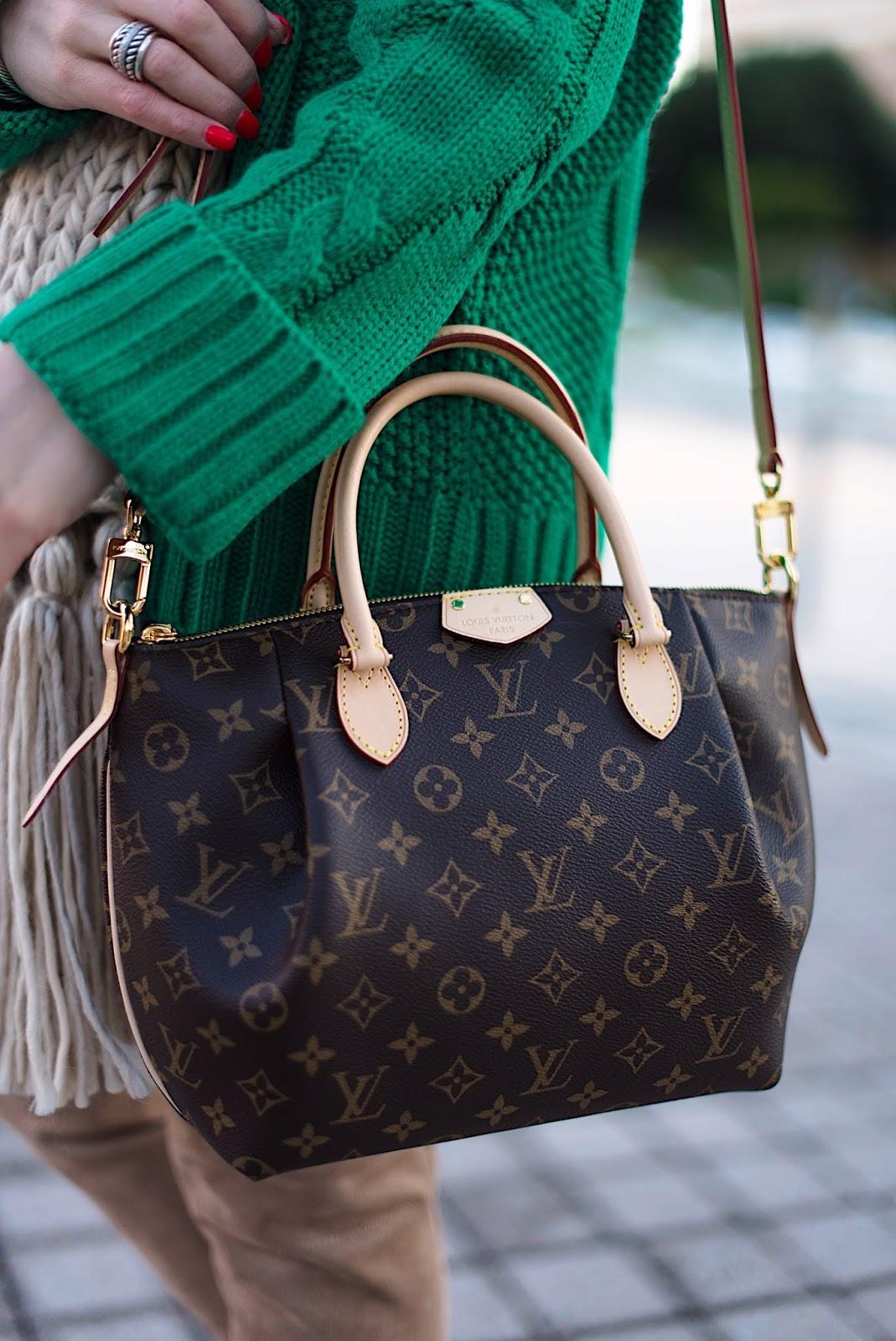 Louis Vuitton Turenne PM - Something Delightful Blog