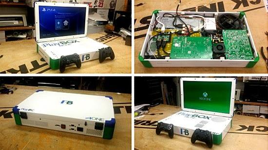 PlayBox - PS4 e Xbox1 2 em 1
