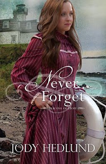 Heidi Reads... Never Forget by Jody Hedlund