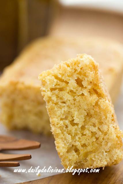 Gluten Free Yellow Cake Recipe From Scratch