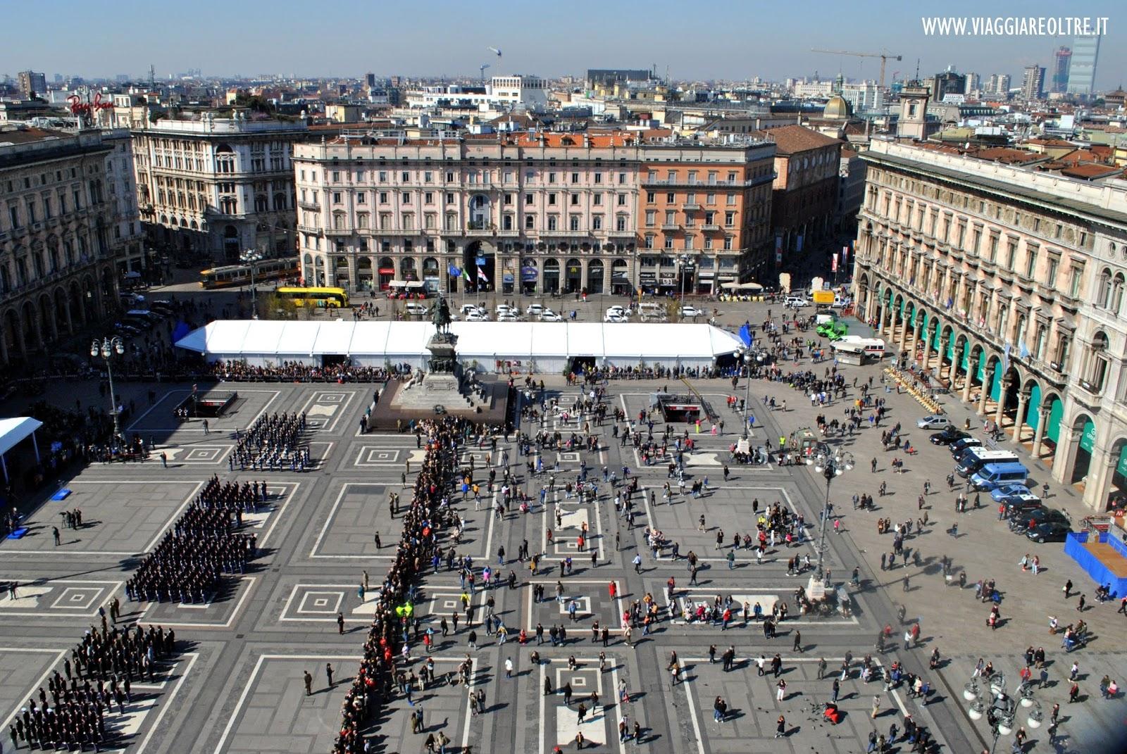 Visita Alle Terrazze Del Duomo Di Milano Viaggiare Oltre