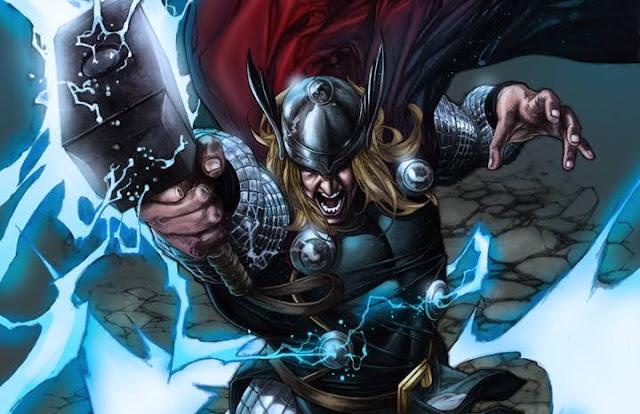 Kekuatan Thor, Salah Satu Anggota Avengers Terkuat
