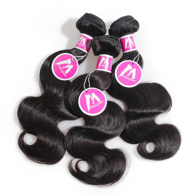 6A Hair Weave Brazilian Hair Bundles Body Wave –Price:$60.51 /piece (45%off)
