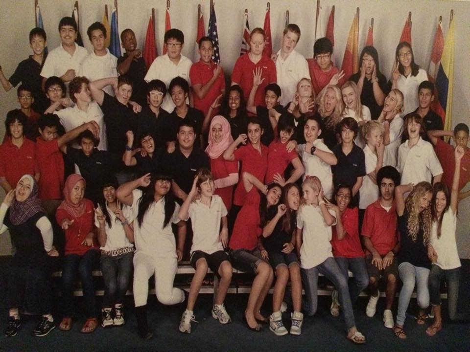 Expat Life in Oman: The American International School of Muscat
