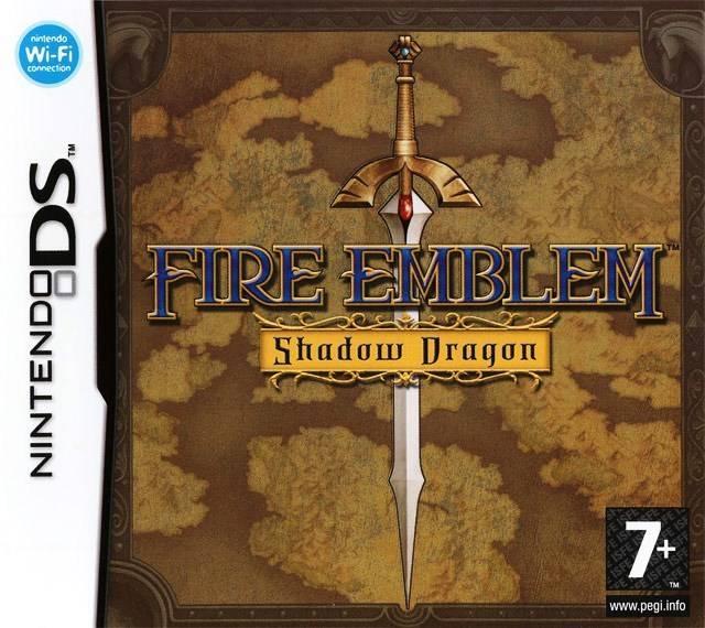 ROMs - Fire Emblem - Shadow Dragon  - NDS Download