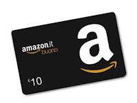 Logo Partecipa gratis e vinci un buono Amazon da 10€