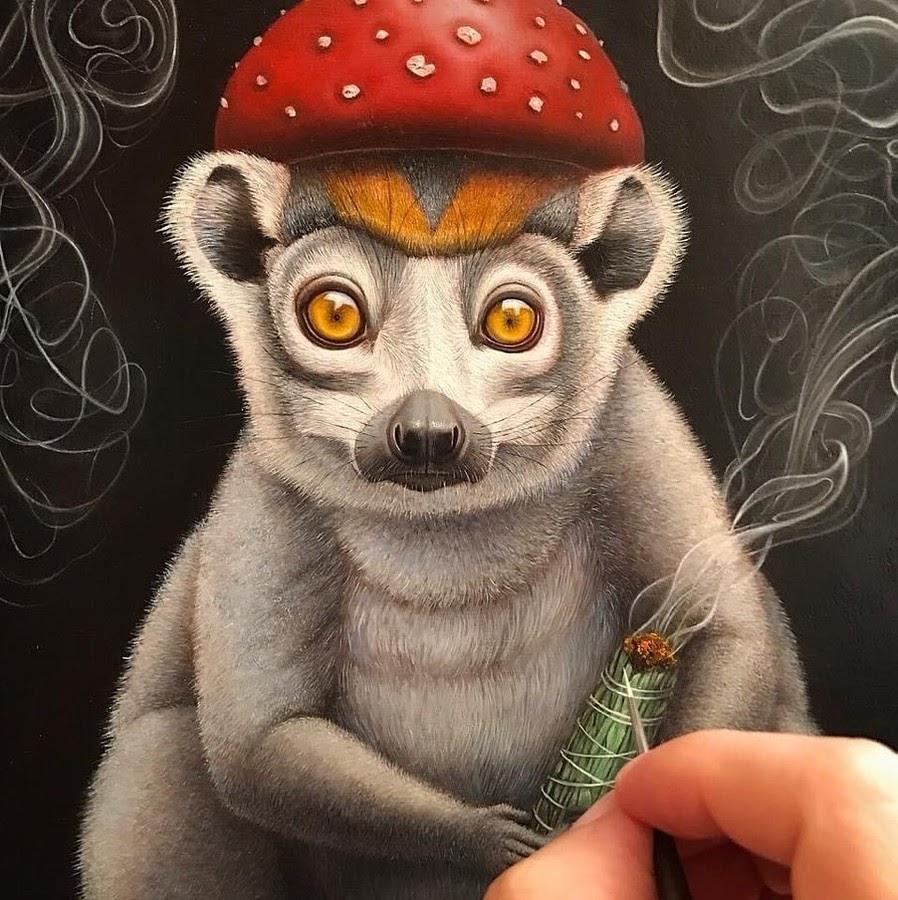 06-Creature-Oil-Paintings-Jean-Pierre-Arboleda-www-designstack-co