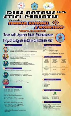FORM REGISTRASI SEMINAR & WORKSHOP