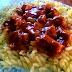 Makaron z gulaszem angielskim - prosty przepis na szybki obiad