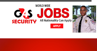 G4S Security Jobs in Dubai