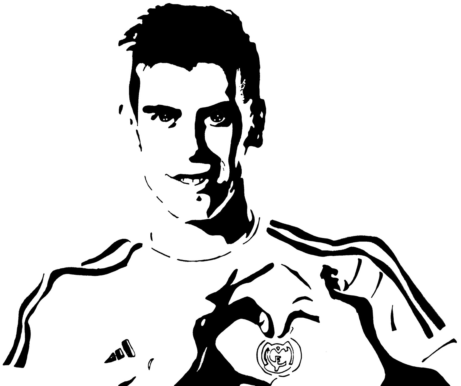 Imagenes De Lionel Messi Para Colorear Primitivelife Pw