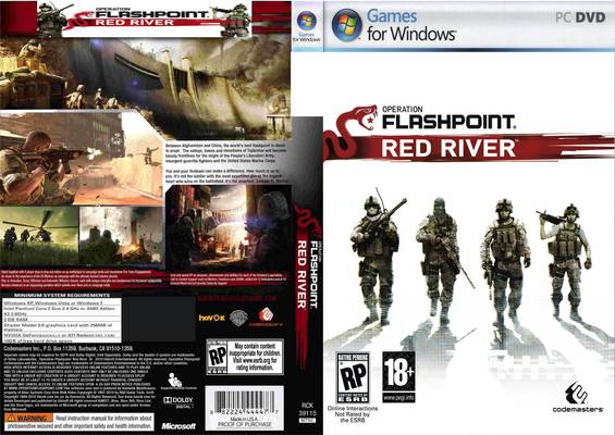 My Game Pedia Operation Flashpoint Red River