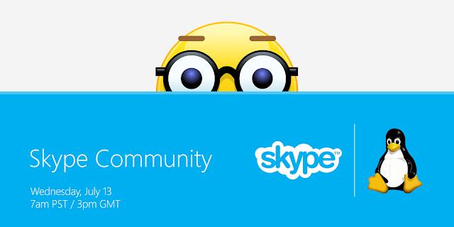Microsoft deve anunciar importantes mudanças na versão do Skype para Linux