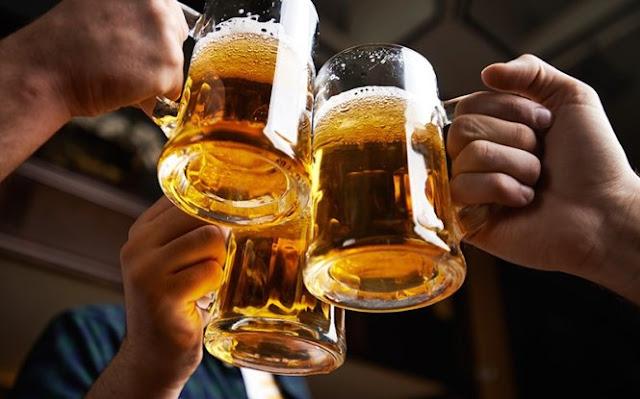 Sản phẩm chống rối loạn tiêu hóa sau khi uống rượu bia