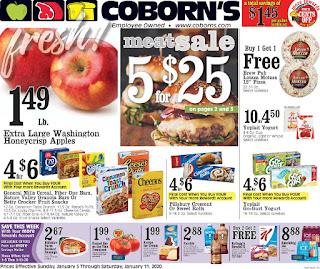 ⭐ Coborns Ad 1/26/20 ⭐ Coborn's Circular January 26 2020