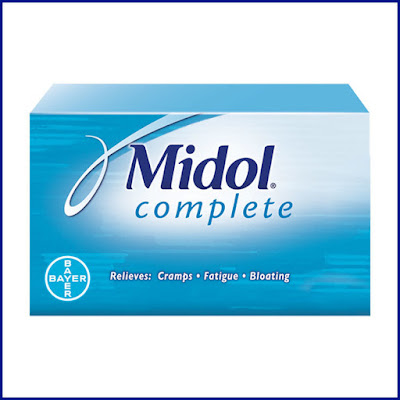 Back In Stock, Again! FREE Midol Complete Sample