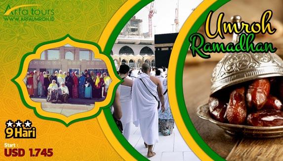 Paket Umroh Bulan Ramadhan 2020 Bekasi