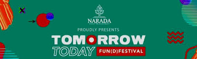 event edukasi finansial bertajuk tomorrow today fund festival