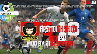 FTS 18 Mod Asia Europe Full Transfers 2018 v2 by Jihar