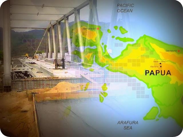 Infrastruktur Jadi Penghambat Investasi di Bumi Cenderawasih