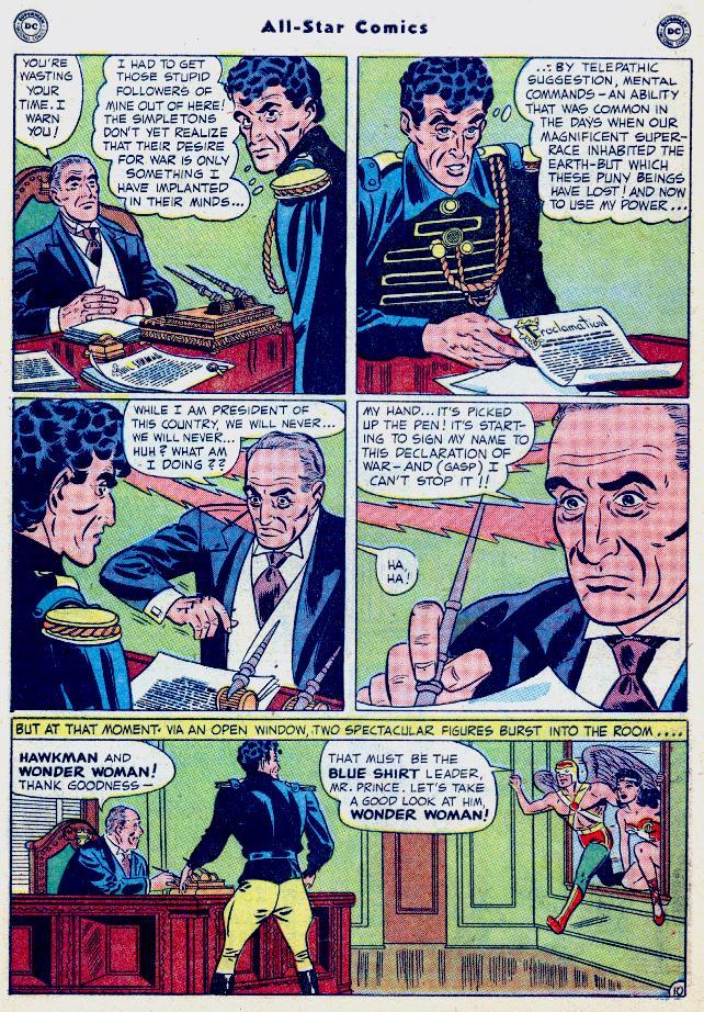 Read online All-Star Comics comic -  Issue #52 - 13