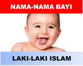Nama bayi laki-laki Islam yang lahir dibulan Desember.