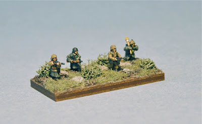 1st place: WWII Germans, by whitejamest - wins £20 Pendraken credit, and £20 Credit from Too Fat Lardies!