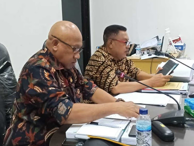 BPKAD Papua Gelar Evaluasi Raperda APBD Biak Numfor 2019