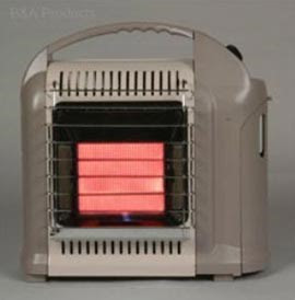 Planet Wonder: Best Choice Propane Heater to Use with Biogas