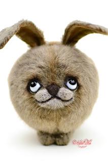 Artist teddy bunny, rabbit handmade, Natalie Lachnitt, jointed, ooak, Künstlerteddy, Künstlerhase, Teddybär, NatalKa Creations, зайка тедди
