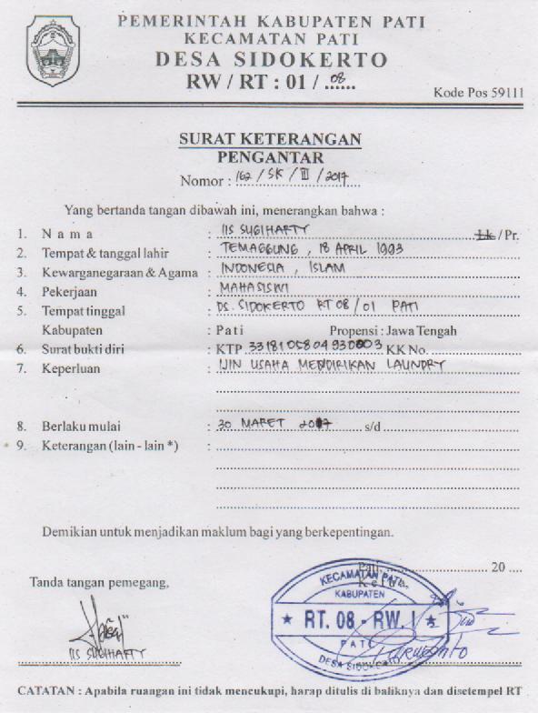 Pdf Perencanaan Bisnis Jom Lah Laundry Nurma Enita Academia Edu