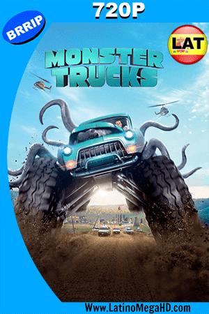 Monster Trucks (2017) Latino HD 720p ()
