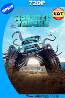 Monster Trucks (2017) Latino HD 720p - 2016