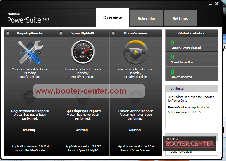 Uniblue PowerSuite 2012 Build 3.0.5.5 (Multi + Final) download
