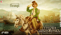 Thugs of Hindostan First Look Poster 7