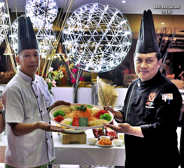 COSMO HOTEL KUALA LUMPUR - CAFE MINT Team Of Chef