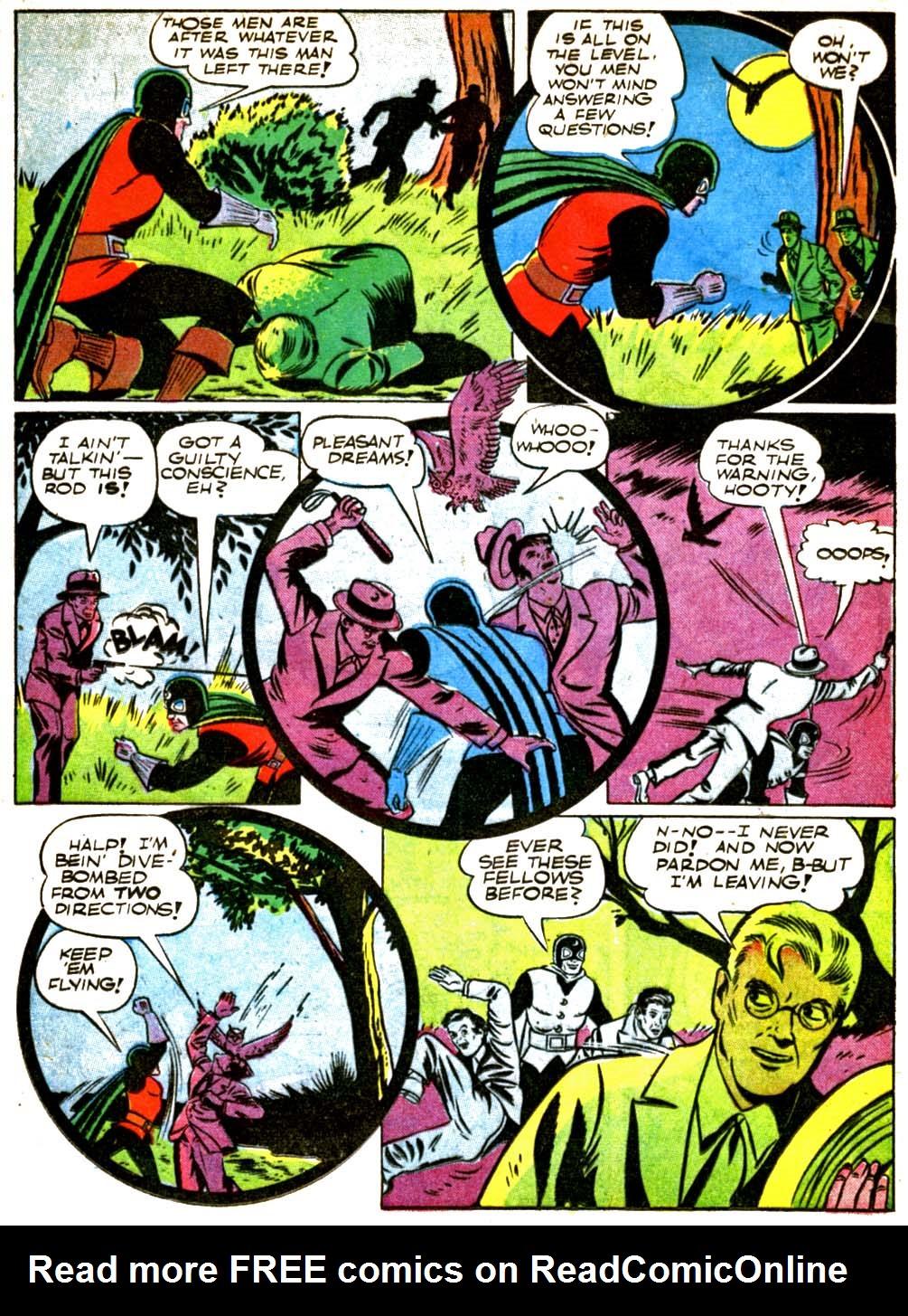 Read online All-American Comics (1939) comic -  Issue #52 - 28